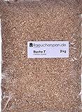 Räucherspäne Räuchermehl Buchenholz Typ 7, 1-3mm universell verwendbar Räucherschrank Smokerbox Barbecue 2kg