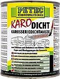 Petec 94130 Karo-Dicht Pinseldose 1 L