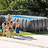 Intex Ultra Frame Pool 549x274x132 cm mit Sandfilteranlage 54982