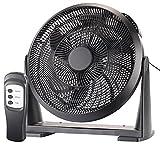 Sichler Haushaltsgeräte Wandventilator: XXL-Wand- & Boden-Raum-Ventilator, Fernbedienung, 55 Watt, Ø 40 cm (Raumventilator)
